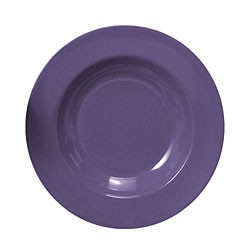 Purple Melamine 13 Oz. Salad Bowl - 9-1/4