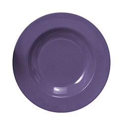 """Thunder Group CR5809BU Purple Melamine 13 oz. Salad Bowl-9 1/4"""""""