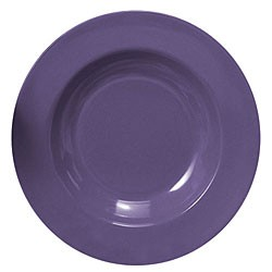 Purple Melamine 16 Oz. Pasta Bowl - 11-1/4