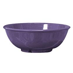 Thunder Group CR5807BU Purple Melamine 24 oz. Salad Bowl