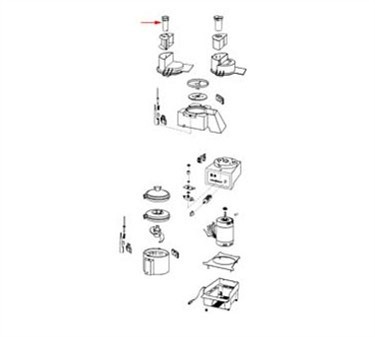 Franklin Machine Products  206-1156  Small Pusher