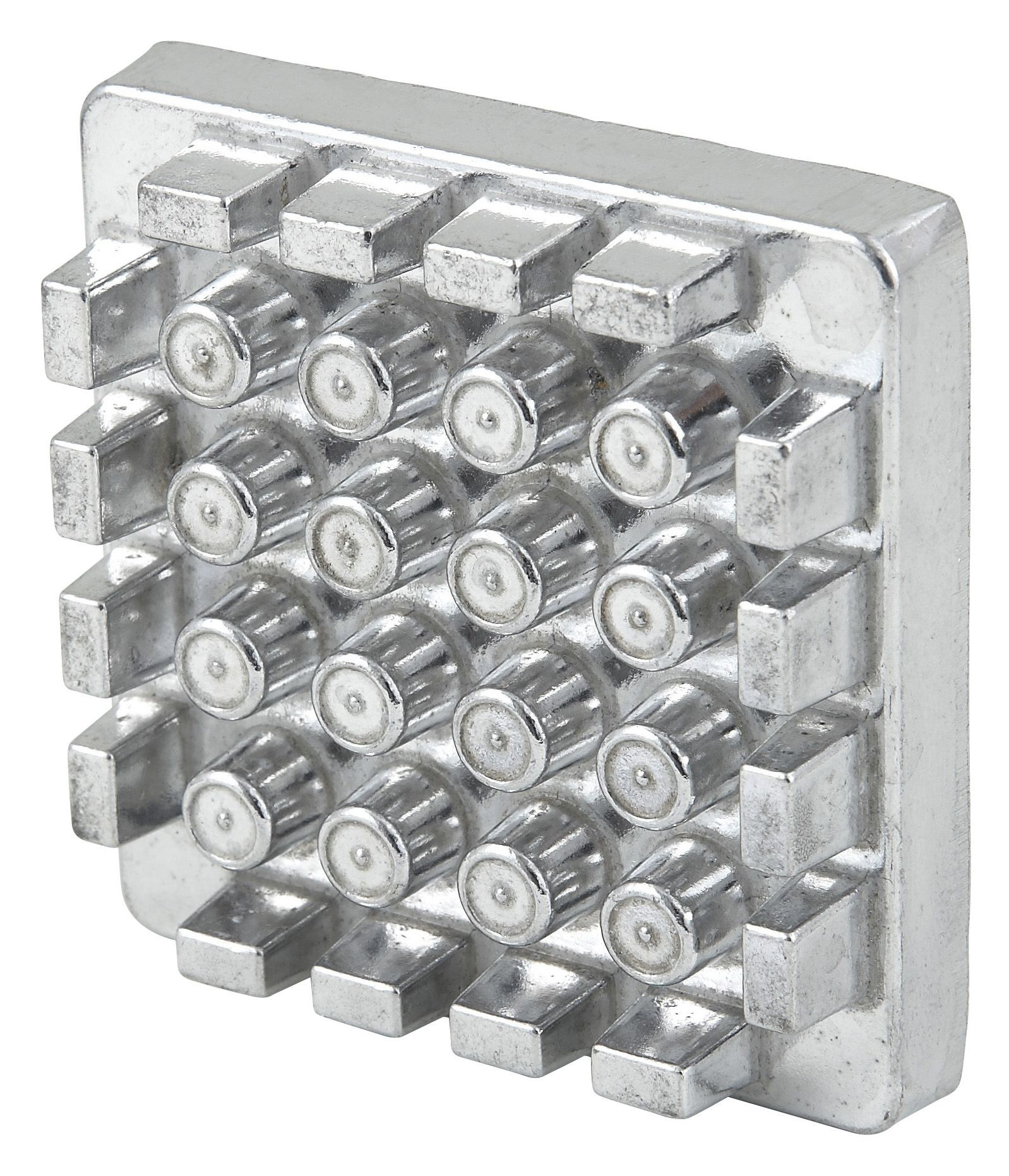 "Winco FFC-500K Pusher Block for French Fry Cutter 1/2"" Square Cuts"