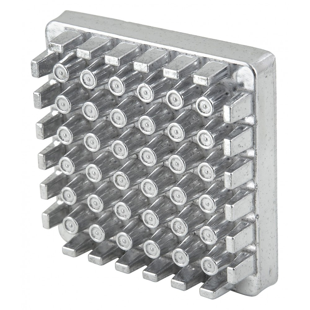"Winco ffc-375k Pusher Block for French Fry Cutter 3/8"" Square Cuts"