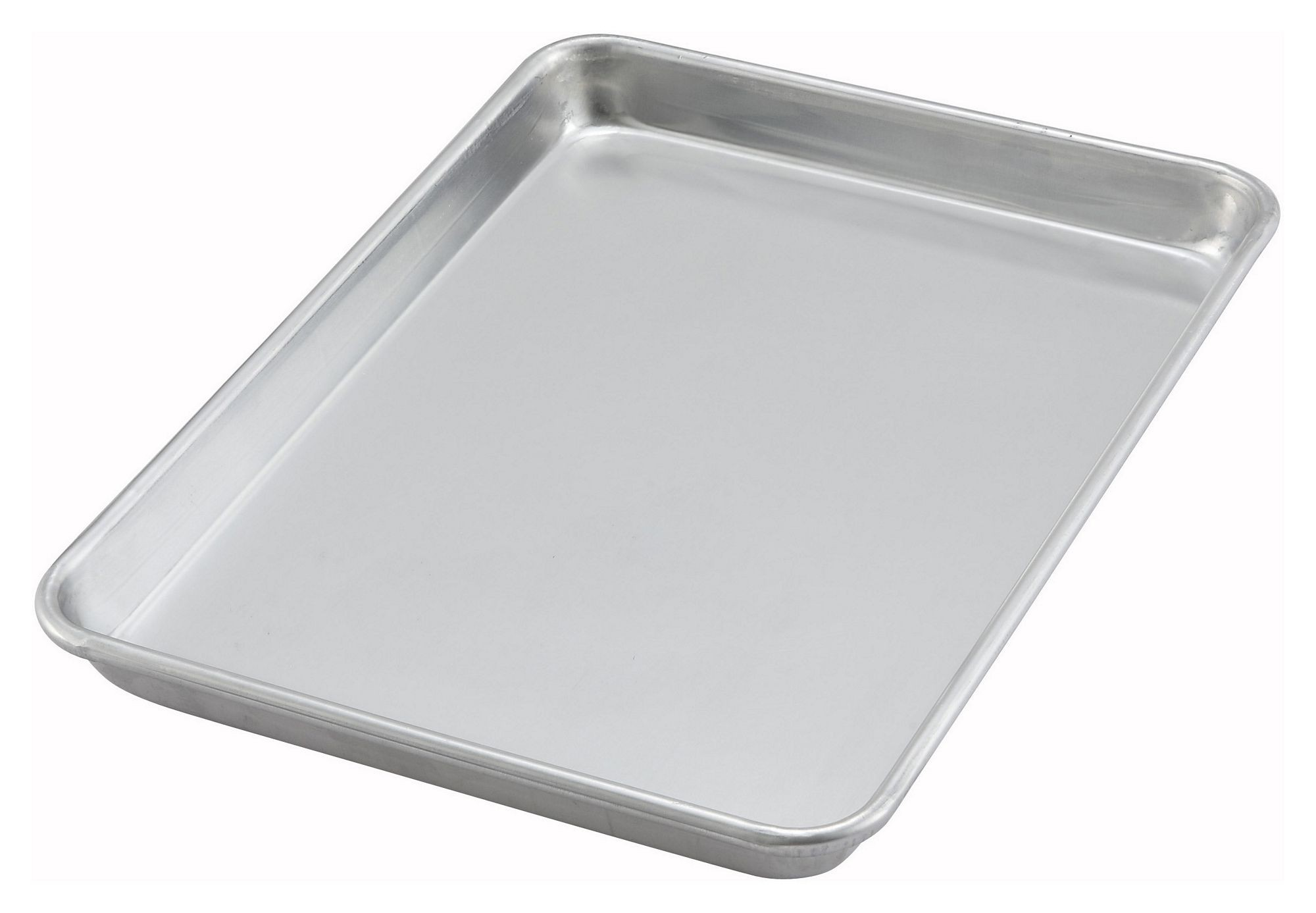 "Winco ALXP-1013 Qt.er-Size Aluminum Sheet Pan, 9-1/2"" x 13"""