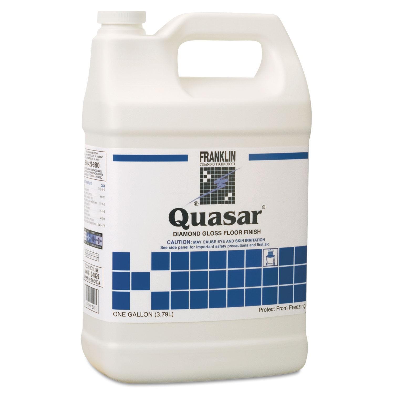 Quasar Diamond Gloss Floor Finish, 1 Gallon, 4/Carton