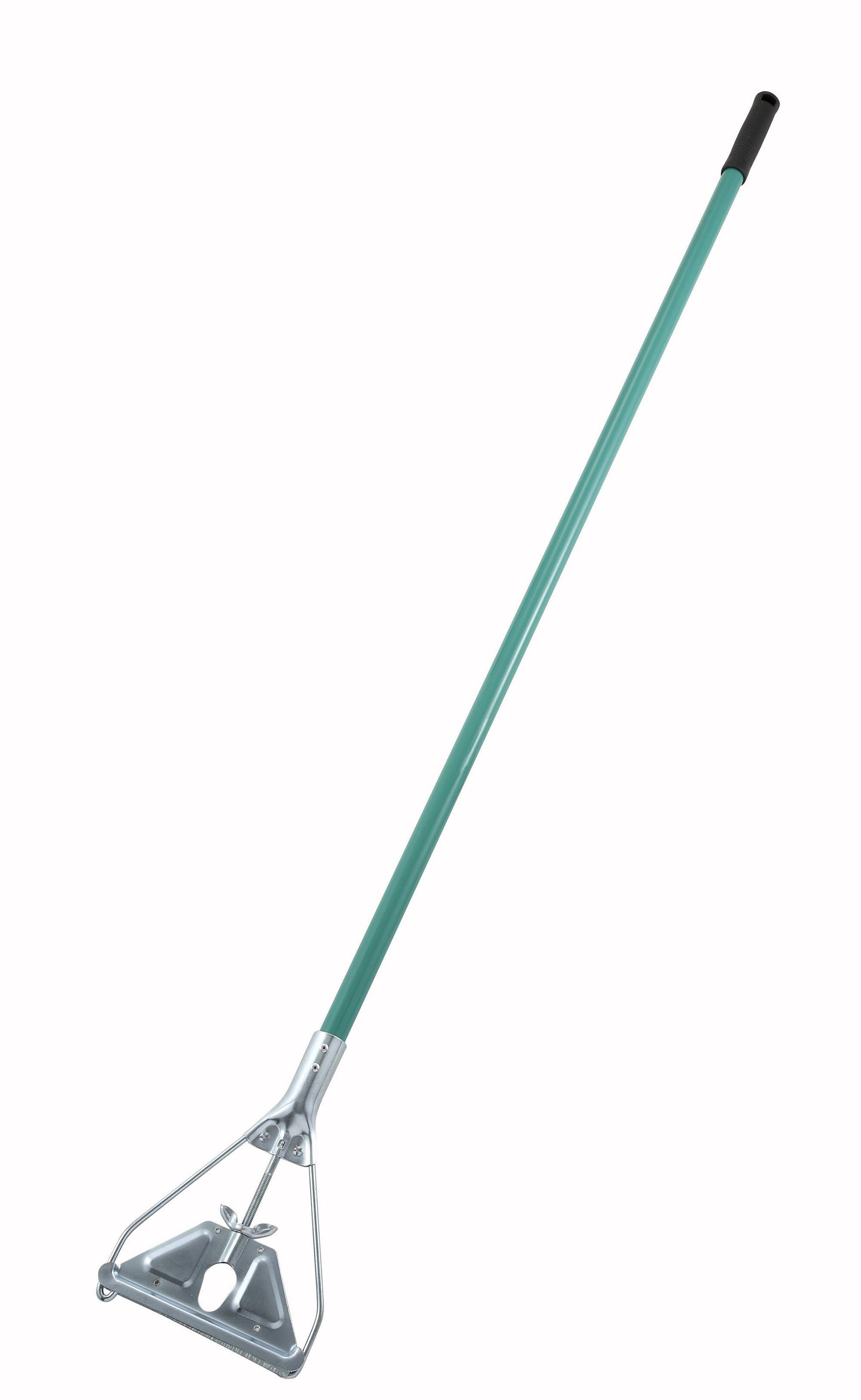 Quick Change Metal Mop Handle With Metal Head 60 Lionsdeal