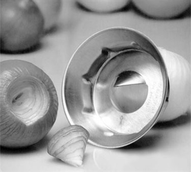 Quick Core Small Onion Corer