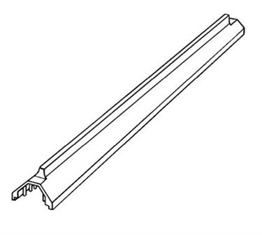 Franklin Machine Products  184-1023 Radiant, Broiler (22-7/8L)