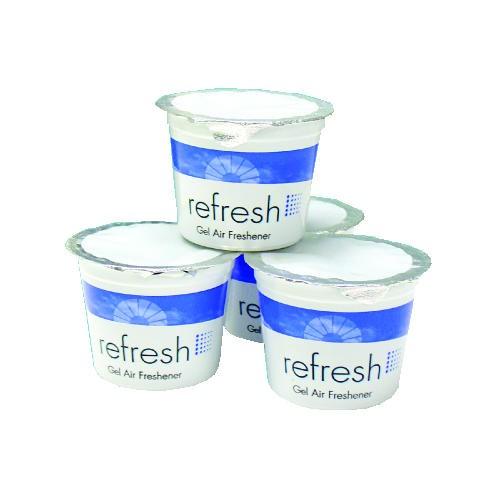 Re-Fresh Air Freshener, Citrus, Gel, 4.6 oz