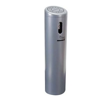 Franklin Machine Products  159-1096 Receptacle, Cig (Wall Mt, Silver )