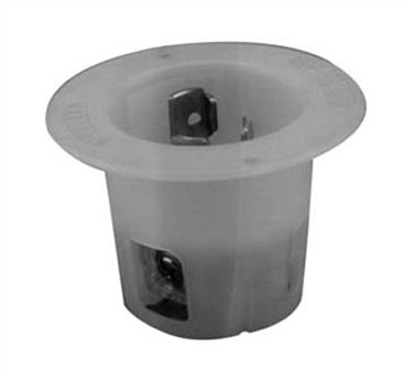 Franklin Machine Products  253-1124 Receptacle, Locking (L5-15P)
