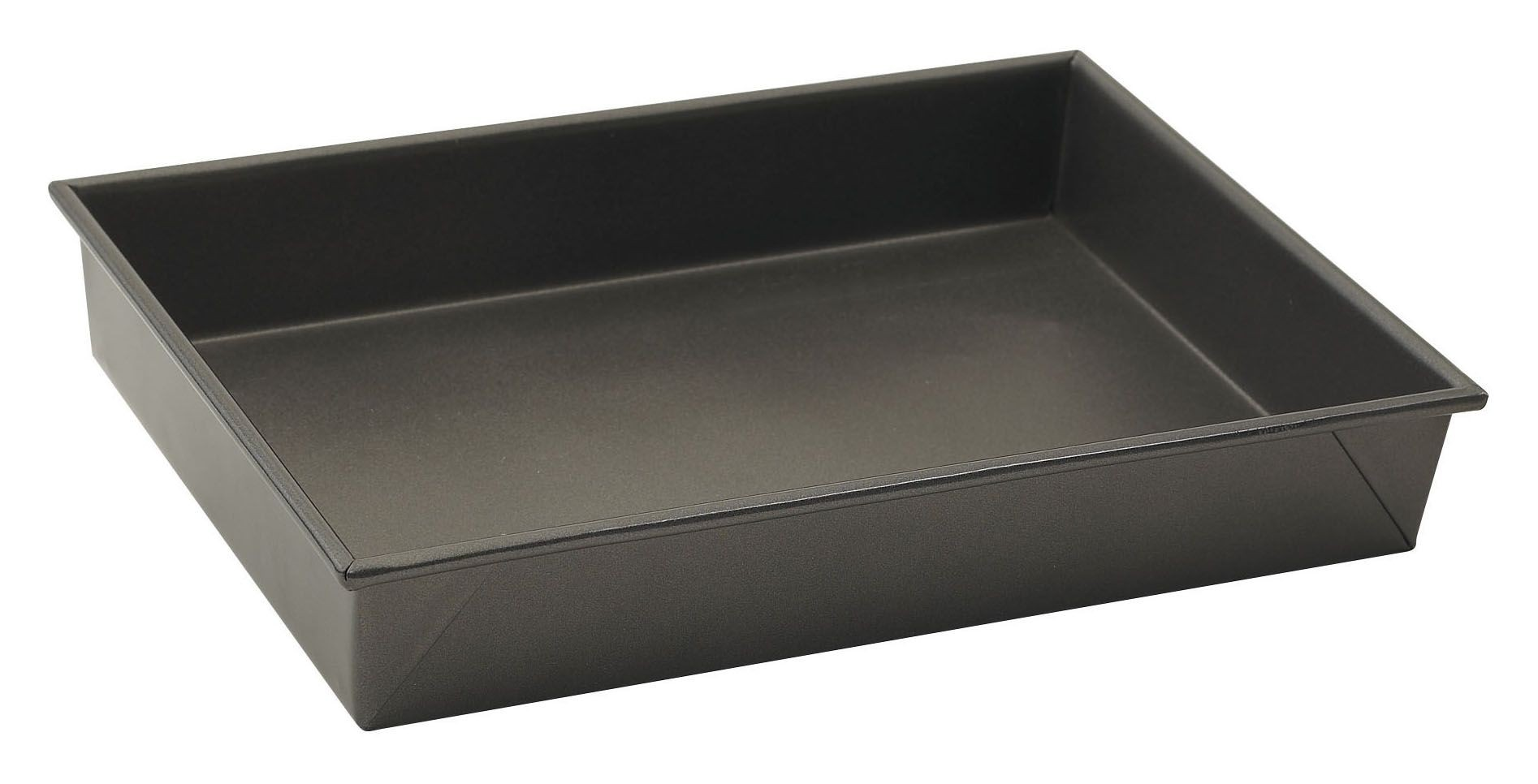 "Winco HRCP-1309 Rectangular Non-Stick Cake Pan 13"" x 9"""