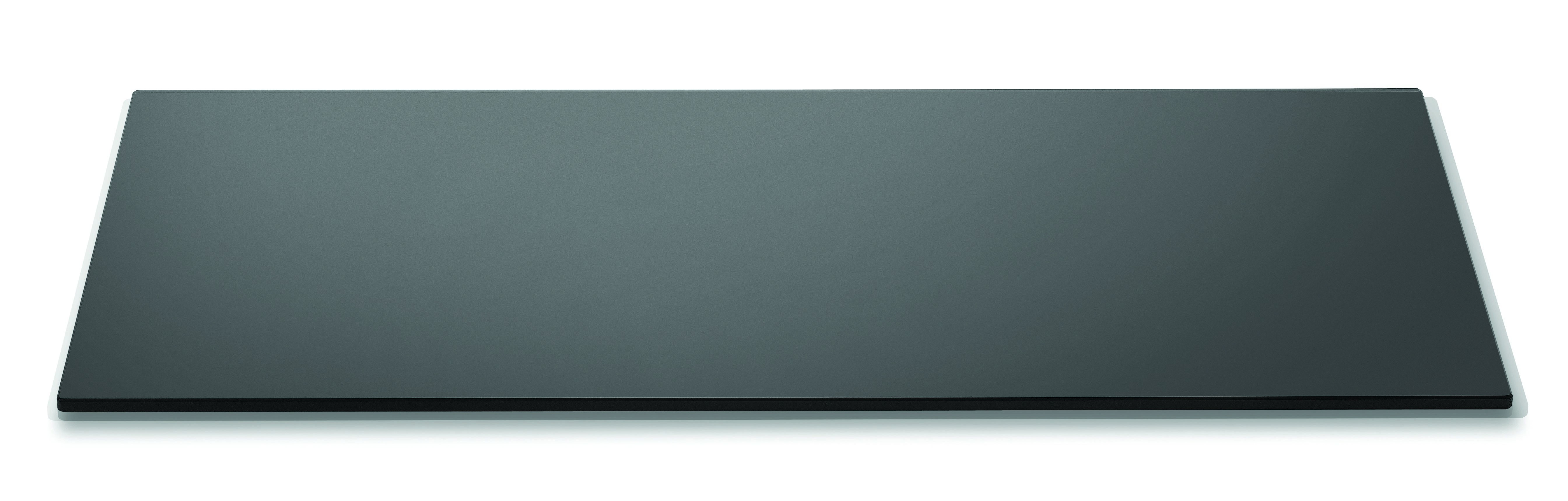 "Rosseto SG018 Wide Rectangular Black Acrylic Surface- 33.5"" x 14"""
