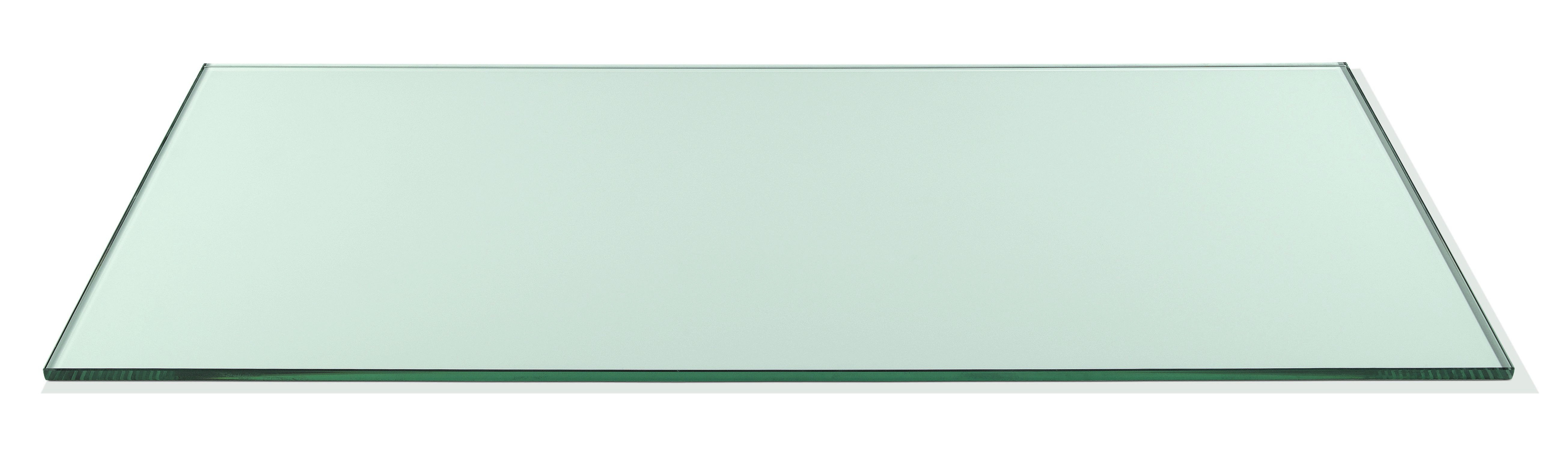 """Rosseto SG017 Wide Rectangular Clear Acrylic Surface 33.5"""" x 14"""""""