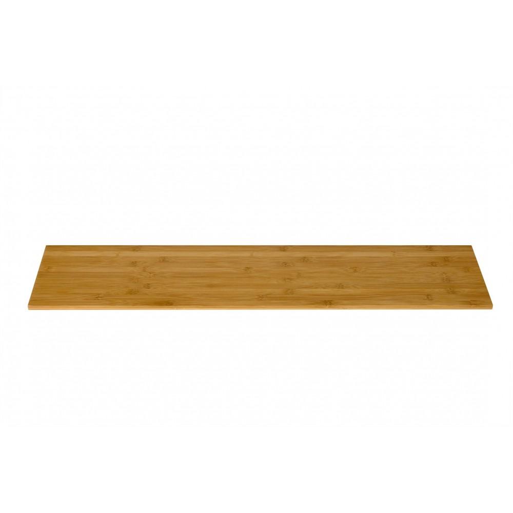 Rectangular Display Surface  Natural Bamboo - 33.5