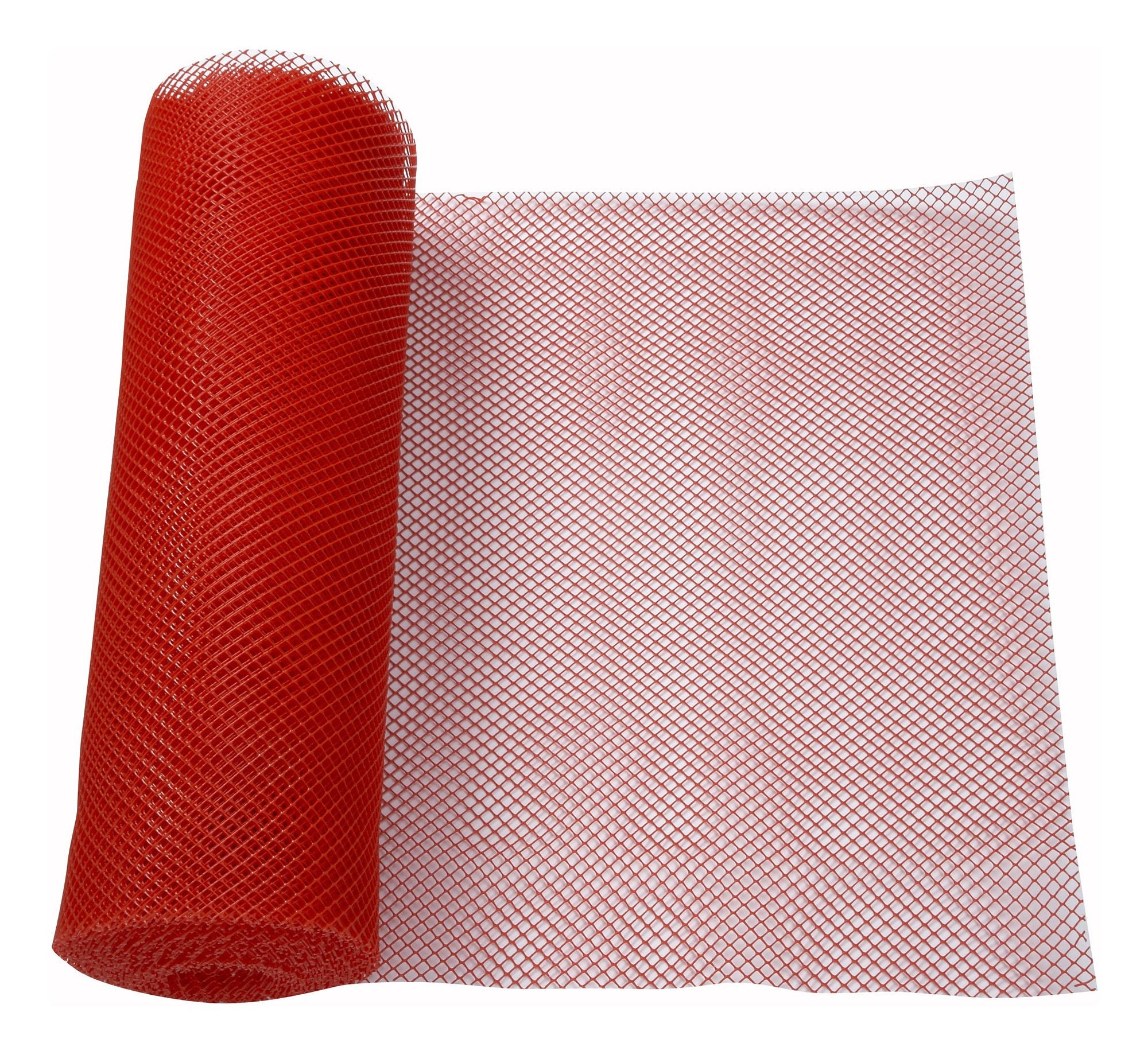 Winco BL-240R Red Bar Liner 2' x 40'