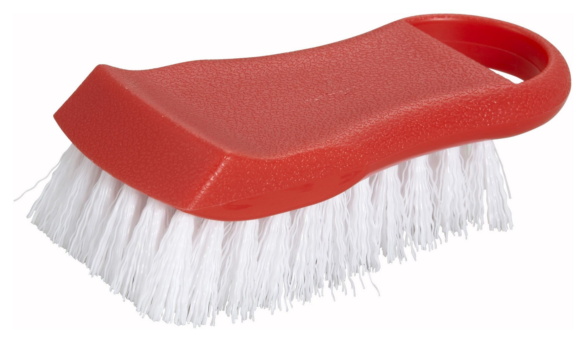 Red Cutting Board Brush
