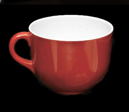 Red Melamine 20 Oz. Mug