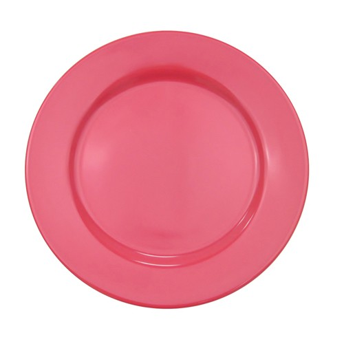 Red Plate, 7 1/4
