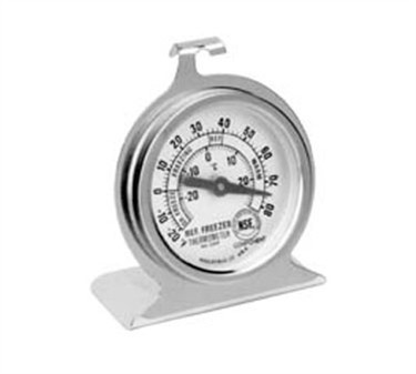Franklin Machine Products  138-1044 Refrigerator/Freezer Thermometer -20* To 80*F