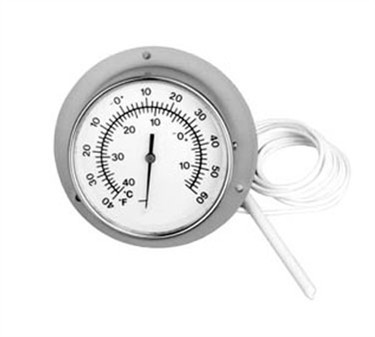 Franklin Machine Products  138-1023 Refrigerator/Freezer Thermometer -40°to 60°F