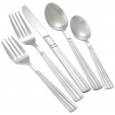 Winco REGENCY-MED Regency Medium Weight 5-Piece Place Setting for 12 (60/Pack)