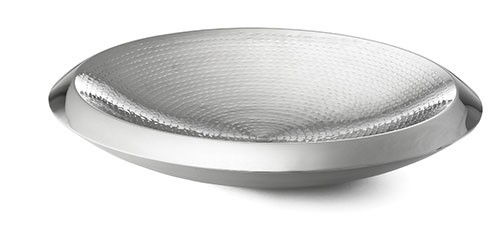 "TableCraft RB20 Remington Round Double Wall Stainless Steel Bowl, 20"" x 3-1/2"