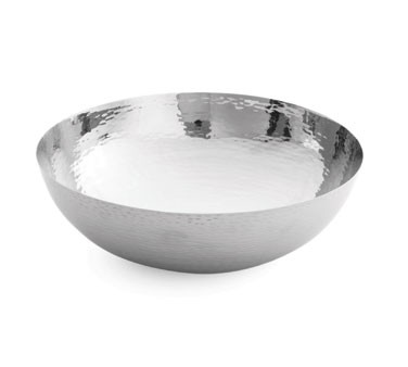 Remington Round Stainless Steel Bowl - 14