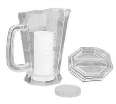 Franklin Machine Products  280-1421 Replacement Ice Chamber Cap for Polar Pitcher 280-1420