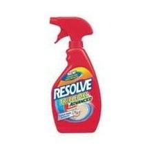 Resolve Triple Oxi Advanced Trigger Carpet Cleaner, 22 oz. Bottle
