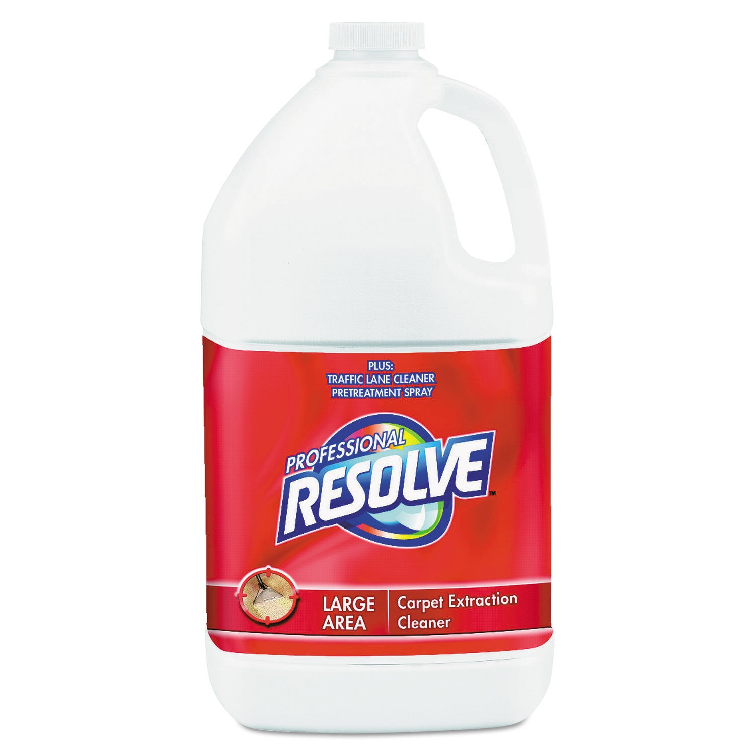 Resolve Carpet Extraction Cleaner Concentrate, 1 Gallon, 4/Carton
