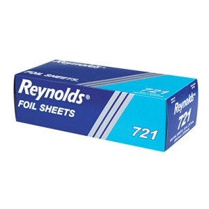 Reynolds Foil Sheets 12X10.75