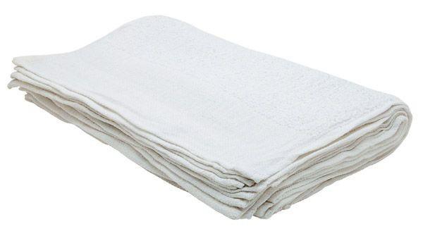 "Johnson-Rose 30907 Ribbed-Cotton 24 oz. Bar Mop Towel 17"" x 20"""