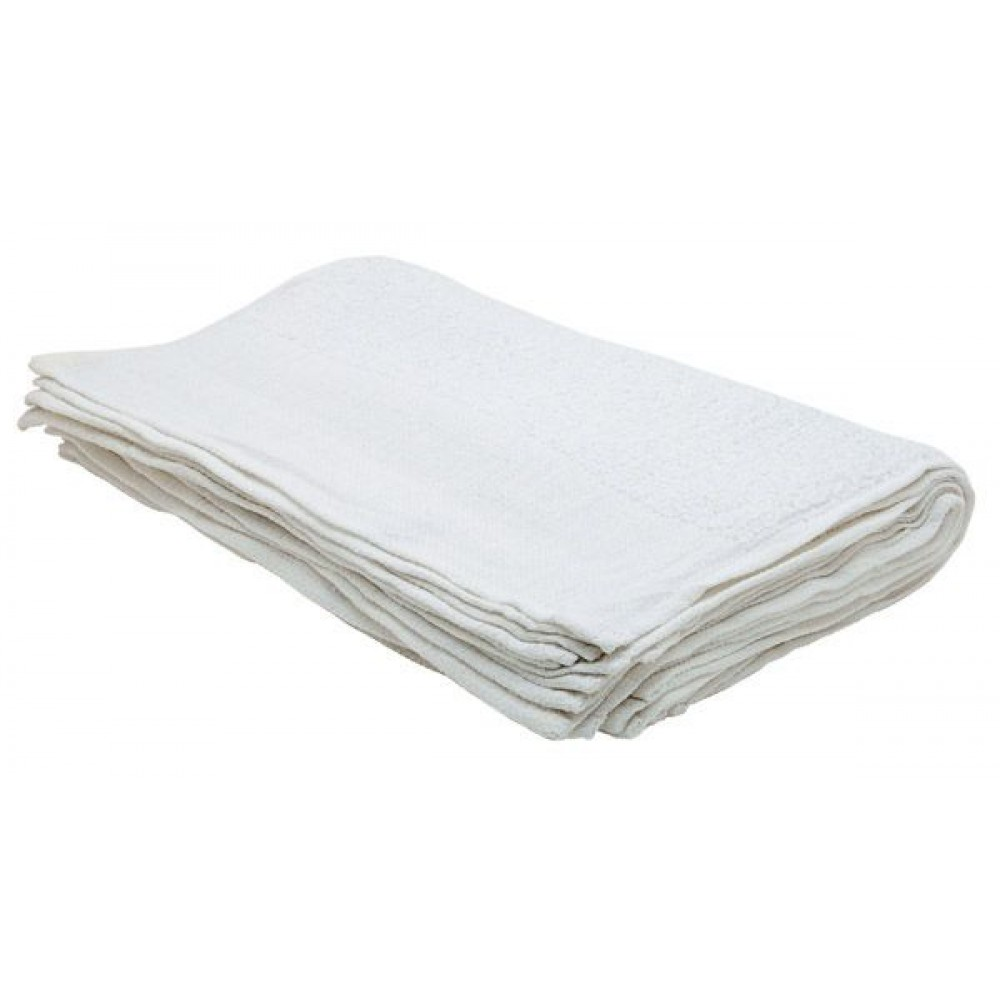 Ribbed-Cotton 24 Oz. Bar Mop Towel - 17