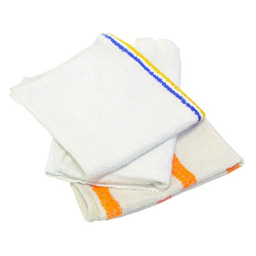 Ribbed TerryCloth Bar Mops, 5 Dozen
