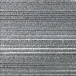 Ribbed Vinyl Anti-Fatigue Mat, 36 x 60, Gray
