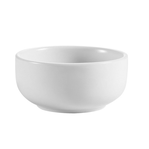 CAC China KRW-5 Accessories Porcelain Rice Bowl 12 oz.
