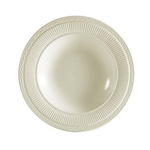 """CAC China RID-3 Ridgemont Soup Plate, 9 1/2"""""""