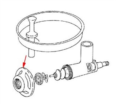 Franklin Machine Products  205-1065 Ring