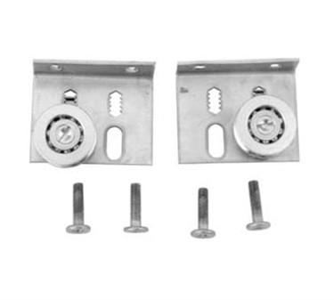 Franklin Machine Products  237-1022 Roller, Door (with Bracket) (2)
