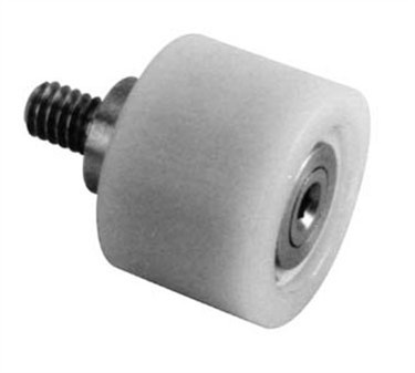 Franklin Machine Products  204-1129 Roller, Drawer (Nylon, Moveable)