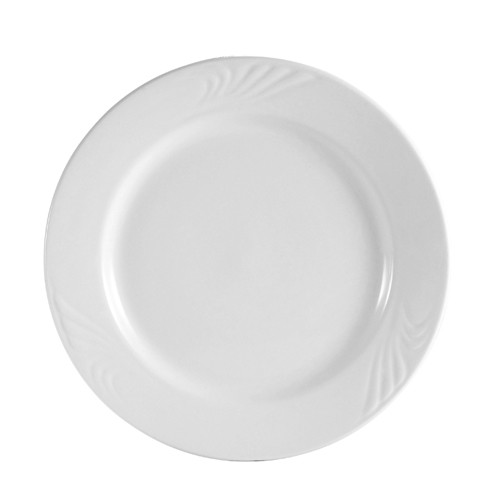 """CAC China RSV-7 Roosevelt Embossed Plate 7 1/4"""""""
