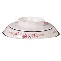 Rose Melamine Rice/Noodle Bowl Lid - 5-1/4