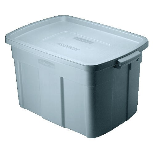 Roughneck Tote, 14 Gallon Storage Box