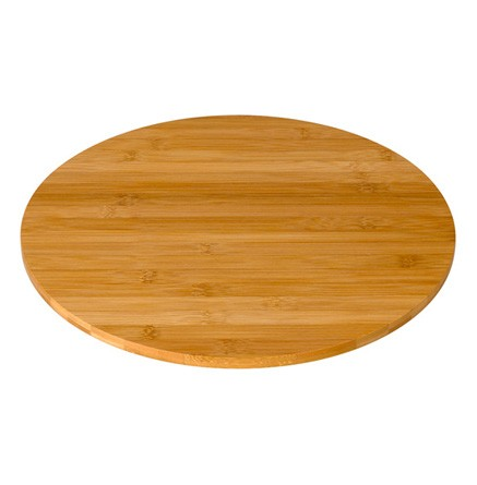 "Rosseto BP400 Round Bamboo Surface 14"" x 14"""