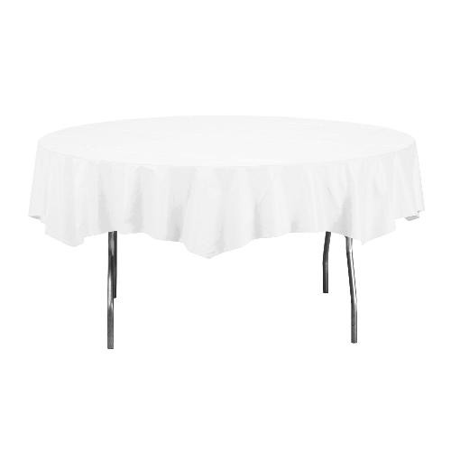 Round Paper Table Cloth