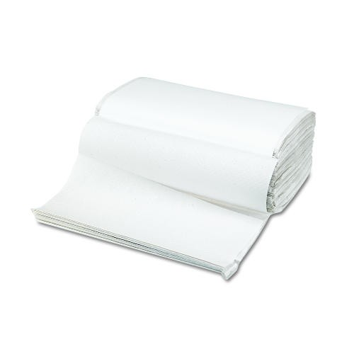 S-Folded Paper Towel, Bleached