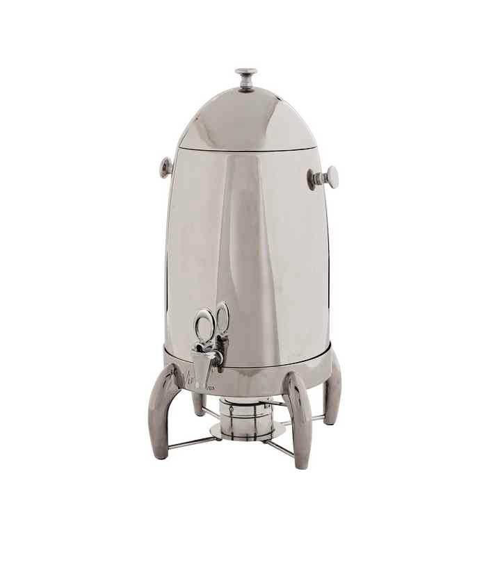Virtuoso Stainless Steel Coffee Urn, 5 Gallon