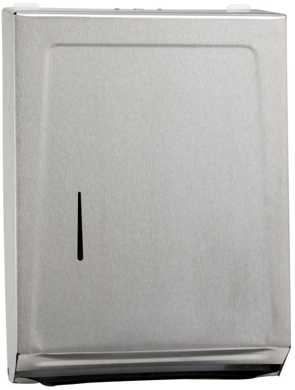 Winco td-700 Stainless Steel Paper Towel Cabinet