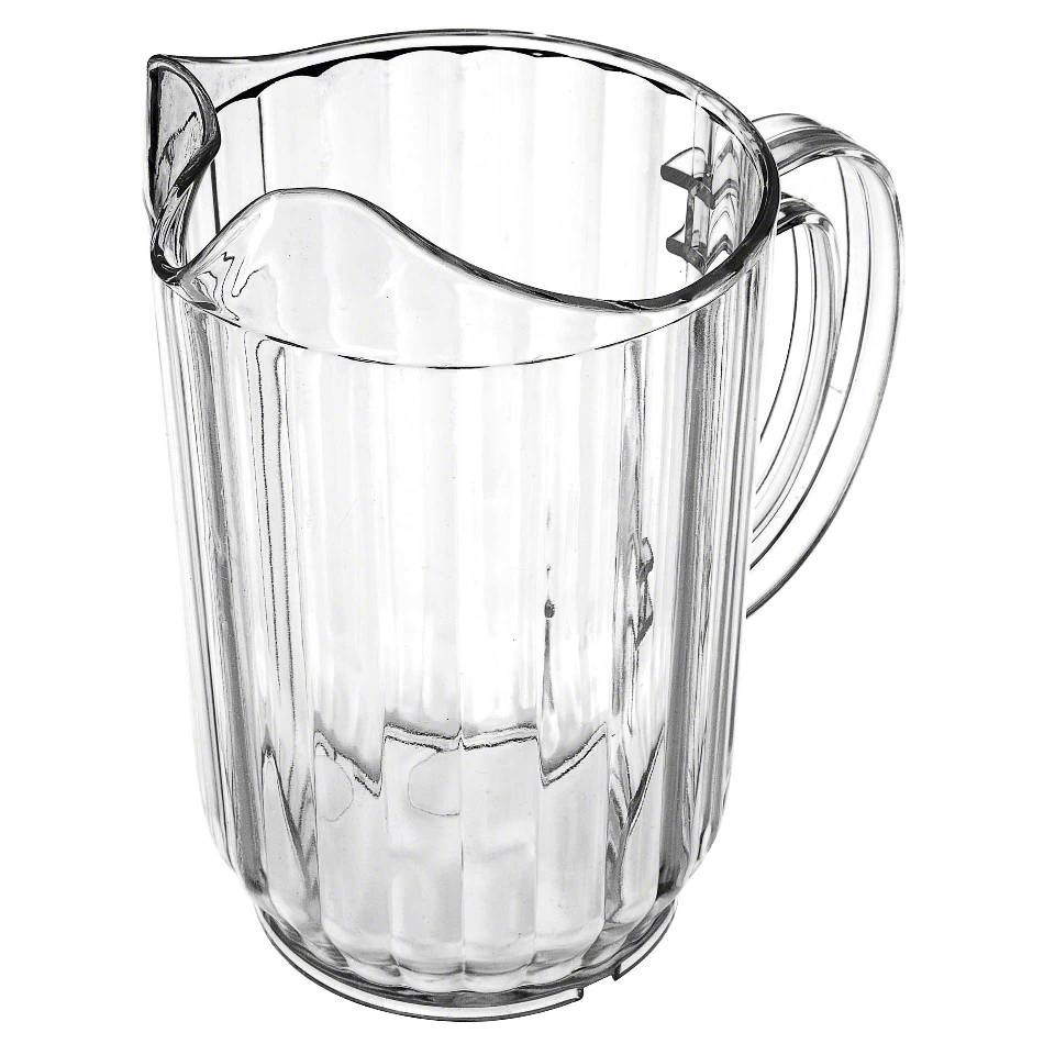 TableCraft 364 SAN Plastic 64 oz. Pitcher